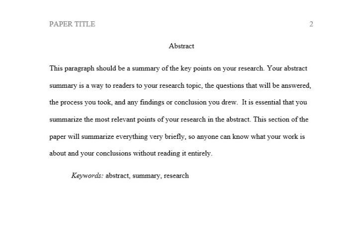 How to Format Your APA Paper in 5 Minutes