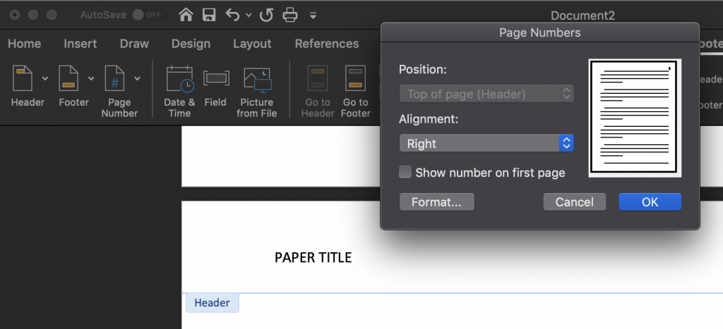 How to Format Your APA Paper in 5 Minutes - Final