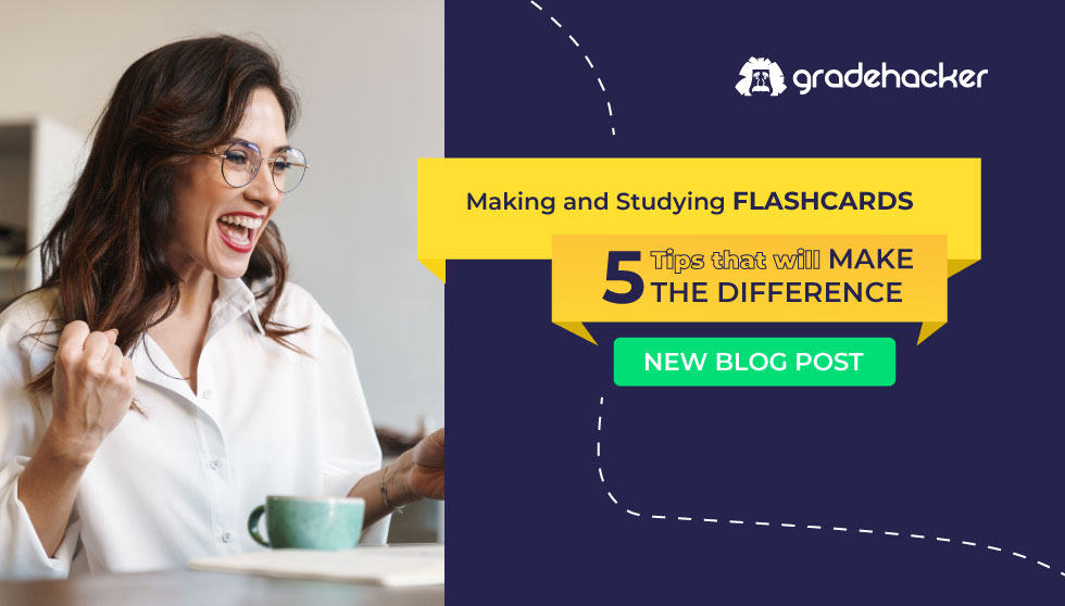 Studying Flashcards: 5 Tips That Will Make the Difference