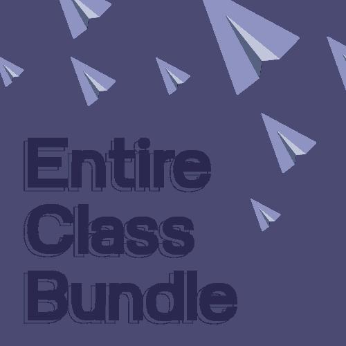 Entire Class Bundle - Service