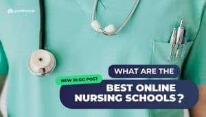 What are the Best Online Nursing Schools