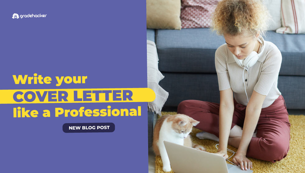 Make Your Cover Letter Like a Professional